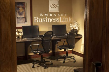 Business Center | Embassy Suites Lubbock