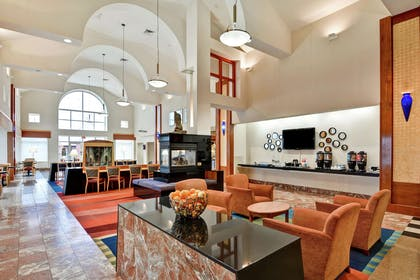 Lobby | Homewood Suites by Hilton Lansdale