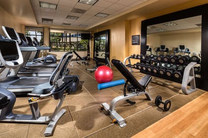 Health club | Doubletree By Hilton Hotel Carson