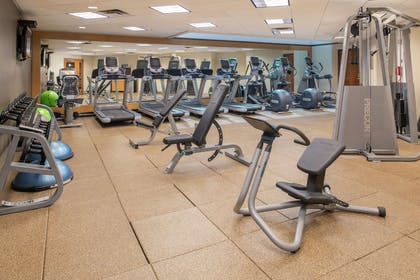Health club | Hilton Bellevue