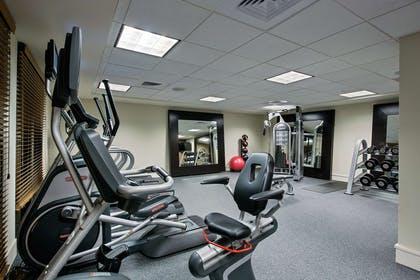 Health club | Hilton Garden Inn Lincoln Downtown/Haymarket