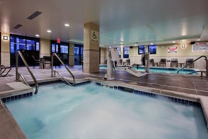 Recreational Facility | Hilton Garden Inn Lincoln Downtown/Haymarket