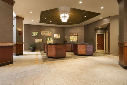 Reception | Embassy Suites by Hilton Lincoln