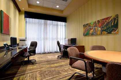 Business Center | Embassy Suites by Hilton Lincoln