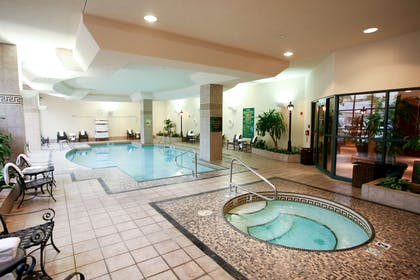 Pool | Embassy Suites by Hilton Lincoln