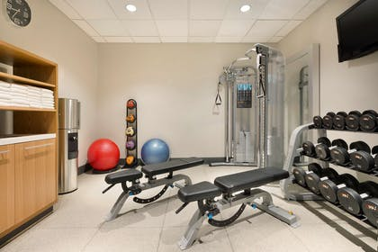 Health club fitness center gym | Embassy Suites by Hilton Lincoln
