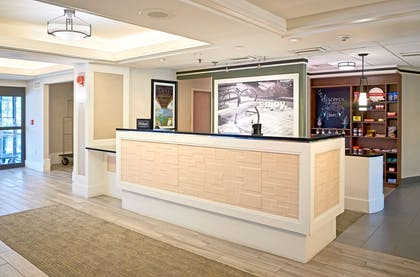 Reception | Hampton Inn Lancaster