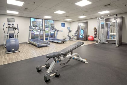 Health club | Hampton Inn Lancaster