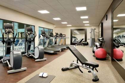 Health club | DoubleTree Resort by Hilton Hotel Lancaster
