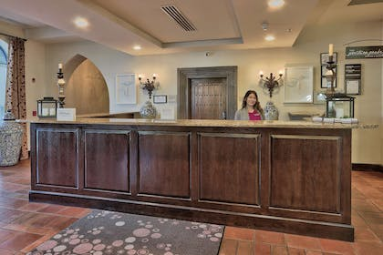 Reception | Hilton Garden Inn Las Cruces