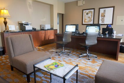 Business Center | DoubleTree by Hilton Hotel Midland Plaza