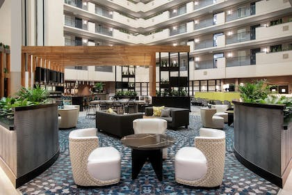 Lobby   Embassy Suites by Hilton Orlando Airport