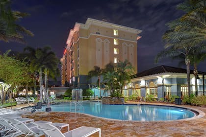 Pool | Hilton Garden Inn Lake Buena Vista/Orlando