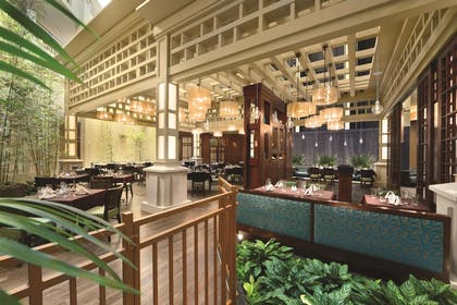 Lobby | Embassy Suites by Hilton Orlando Lake Buena Vista South