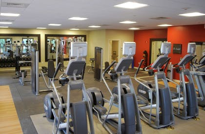 Health club fitness center gym | Parc Soleil by Hilton Grand Vacations