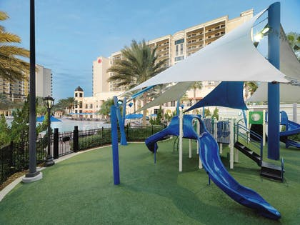 Recreational Facility | Parc Soleil by Hilton Grand Vacations
