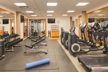 Health club | DoubleTree by Hilton Orlando Downtown