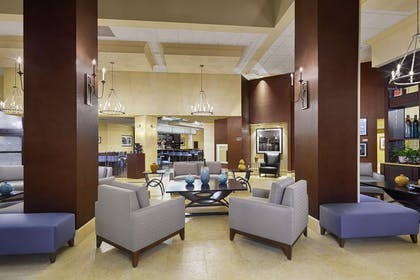 Lobby | DoubleTree by Hilton Orlando Downtown
