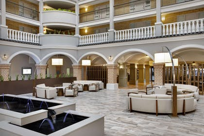 Lobby | Embassy Suites by Hilton Orlando International Drive Convention Center