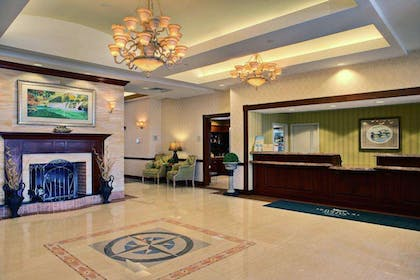 Reception | Homewood Suites by Hilton East Rutherford - Meadowlands