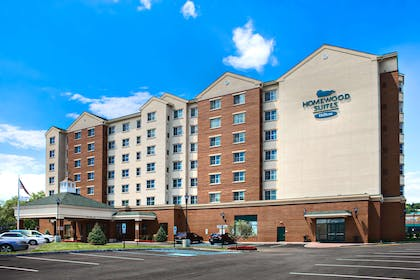 Exterior   Homewood Suites by Hilton East Rutherford - Meadowlands