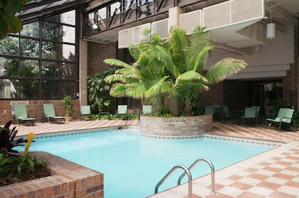 Pool | DoubleTree by Hilton Hotel Memphis