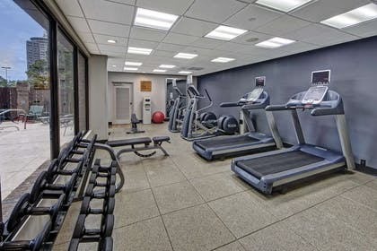 Health club | DoubleTree by Hilton Hotel Memphis
