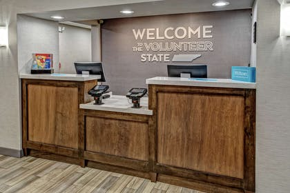 Reception | Hampton Inn & Suites Memphis-Wolfchase Galleria