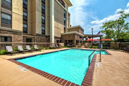 Pool | Hampton Inn & Suites Memphis-Wolfchase Galleria