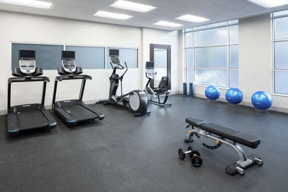 Health club | Hampton Inn & Suites Memphis-Beale Street
