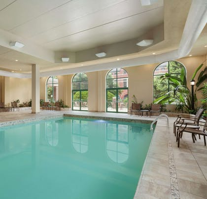 Pool | Embassy Suites by Hilton Montgomery Hotel & Conference Center