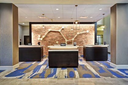 Reception | Embassy Suites by Hilton Montgomery Hotel & Conference Center