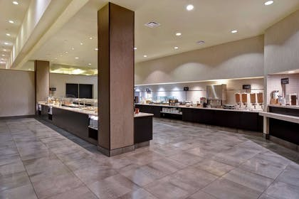 Breakfast Area | Embassy Suites by Hilton Montgomery Hotel & Conference Center