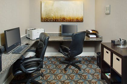 Business Center | Homewood Suites by Hilton Manchester/Airport