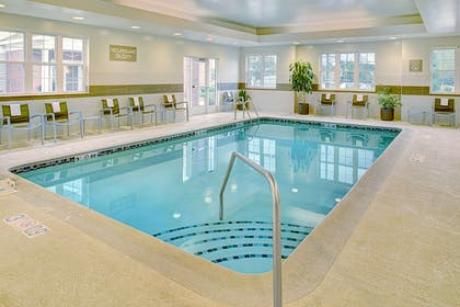 Pool   Homewood Suites by Hilton Manchester/Airport