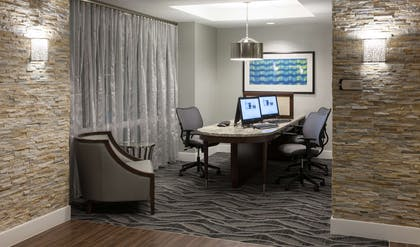 Business Center | Homewood Suites by Hilton Miami-Airport/Blue Lagoon