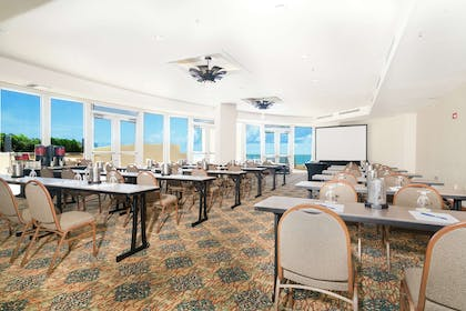 Meeting Room | DoubleTree Resort & Spa by Hilton Hotel Ocean Point - North Miami Beach