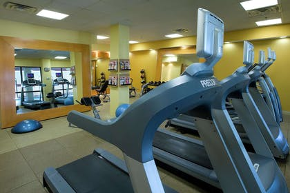 Health club | Embassy Suites by Hilton Kansas City International Airport