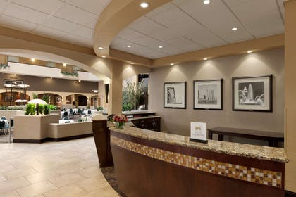 Reception | Embassy Suites by Hilton Kansas City International Airport