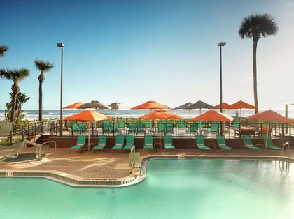 Pool | DoubleTree Suites by Hilton Melbourne Beach Oceanfront