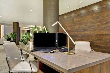 Business Center   Embassy Suites by Hilton Minneapolis Airport