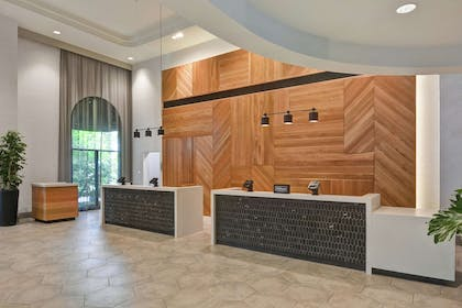 Reception   Embassy Suites by Hilton Minneapolis Airport