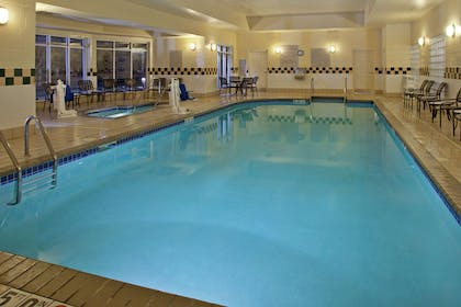 Pool | Hilton Garden Inn Minneapolis/Eden Prairie