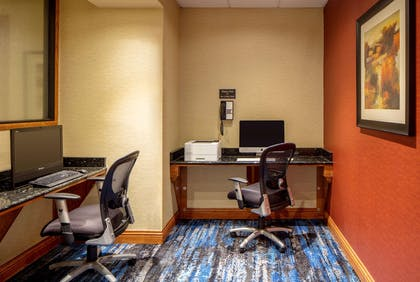 Business Center | DoubleTree Suites by Hilton Minneapolis Downtown