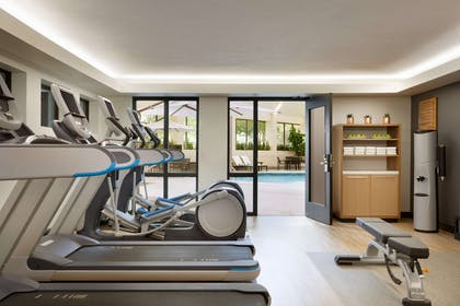 Health club | DoubleTree by Hilton Hotel Minneapolis - Park Place