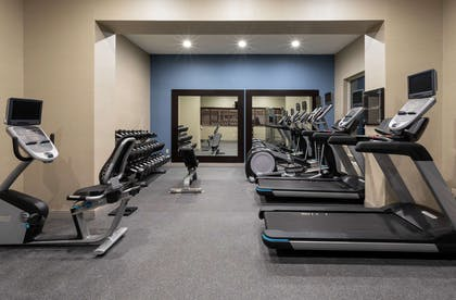 Health club | Hilton Garden Inn Minneapolis St. Paul-Shoreview