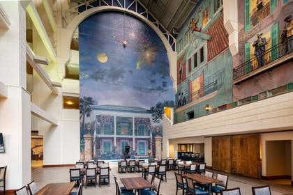 Lobby | Embassy Suites by Hilton New Orleans