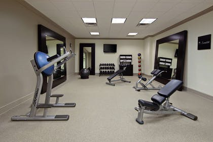 Health club | DoubleTree by Hilton Hotel New Orleans Airport