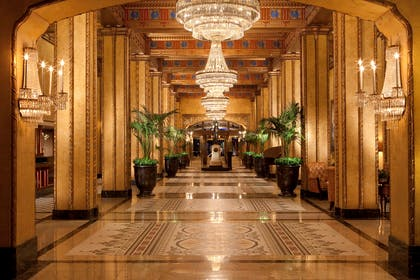 Reception | The Roosevelt New Orleans, A Waldorf Astoria Hotel