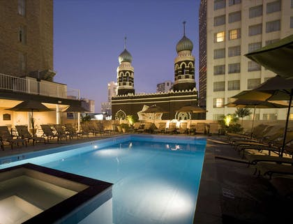 Pool | The Roosevelt New Orleans, A Waldorf Astoria Hotel